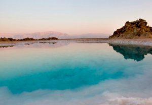 Мертвое море лечит псориаз