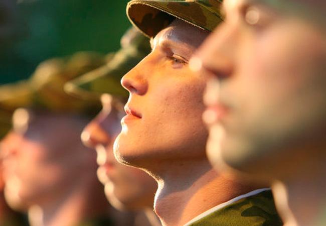 Берут ли в армию с ограниченным псориазом