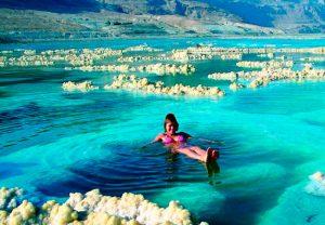 Псориаз и Мертво море