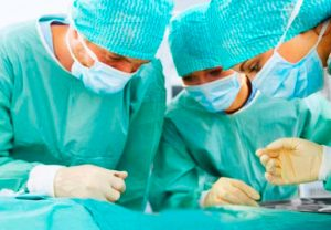 Операция при Псореазе