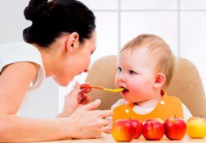Питание ребенка при дерматите