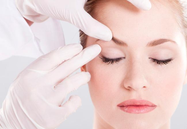 Косметика при себорейном дерматите лица