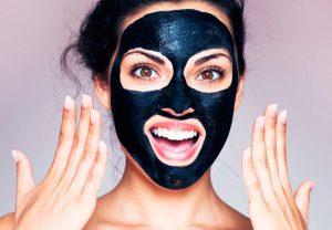 Делаем черную маску от угрей