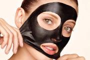 Черная маска от угрей